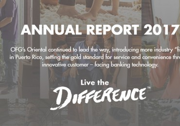 Oriental Bank Annual Report