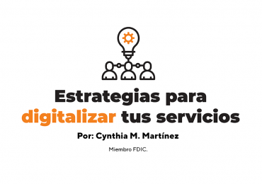 Estrategias para comenzar a digitalizar tus servicios