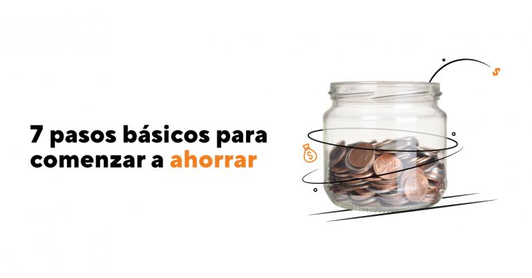 Aprende cómo ahorrar dinero paso a paso