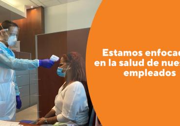 Enfoque proactivo e integral en beneficio de la salud de nuestros empleados