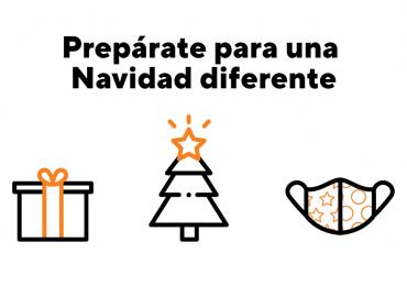 Prepárate con tiempo para esta época navideña