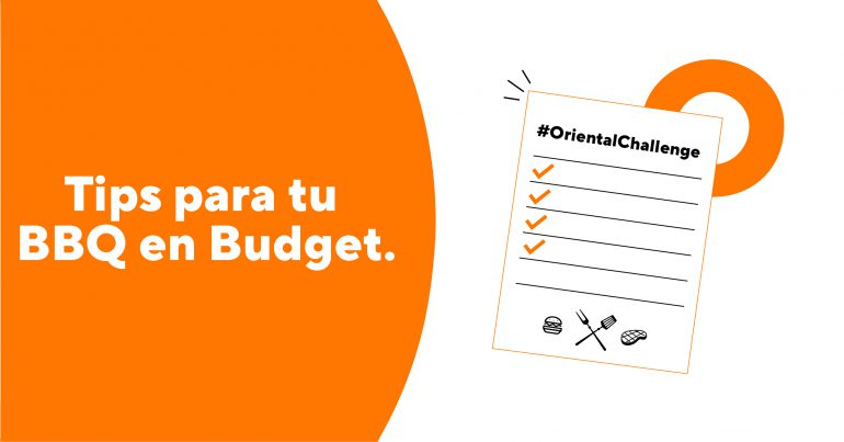 Tips para tu BBQ en Budget